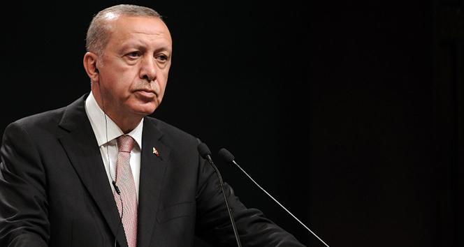 Cumhurbaşkanı Erdoğan, Kanada Başbakanı Justin Trudeau ile bir telefon görüşmesi gerçekleştirdi