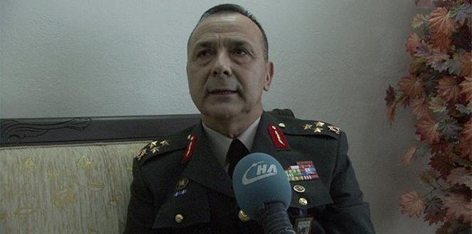Eski Korgeneral Metin İyidil, gözaltına alındı