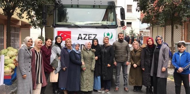 Genç öğretmenlerin Suriyeli çocuklar için yardım çağrısı, dev bir kampanyaya dönüştü