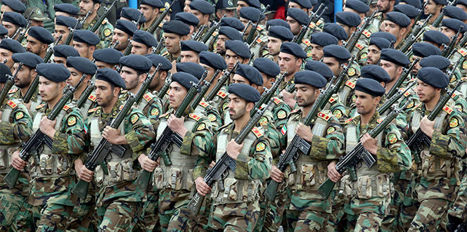 """İran Devrim Muhafızları Komutanı Selami: """"Keşke bende düşen uçakta olsaydım"""""""