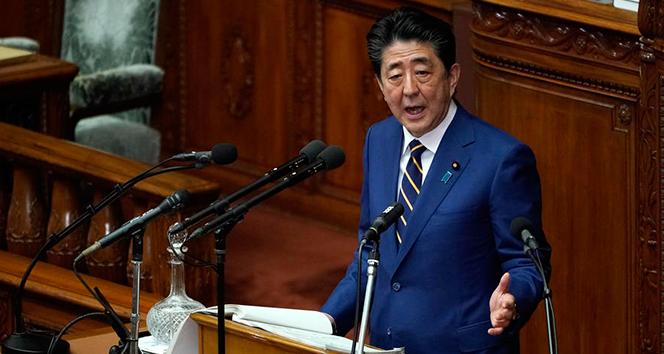 Japonya Başbakanı Abe, uzay savunma birimi kuracağını duyurdu
