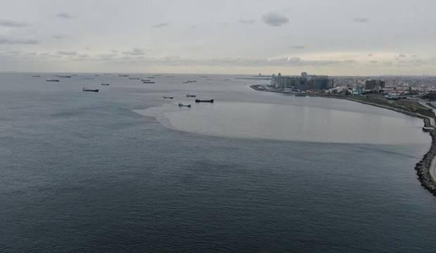 Marmara Denizi'nde kirlilik uyarısı…