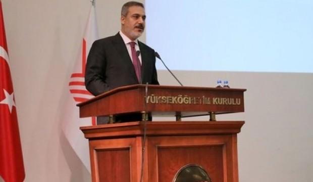 MİT Başkanı Fidan'dan akademi öğrencilerine konferans