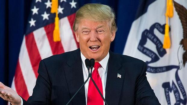 Trump yine Fed'e yüklendi