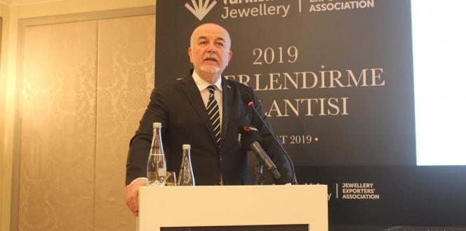 2020 Mücevher ihracatı hedefi; 8,5 milyar dolar
