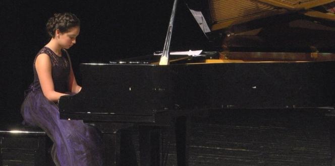 """""""8-15 Yaş Klasik Müzik Şenliği"""" konseri"""