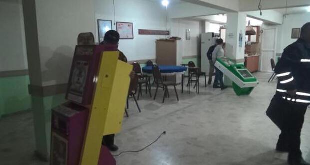 Avcılar'da kumar oynatan iş yerine operasyon