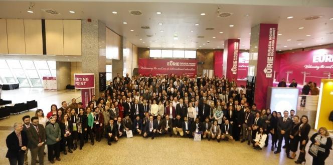 Avrasya Yüksek Öğretim Zirvesi (EURIE) başlıyor