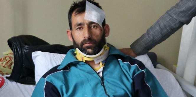 Çığ faciasında 8 akrabasını kaybetti, kendisi yaralı kurtuldu