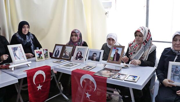 Diyarbakır'da HDP önündeki eylemde 172'nci gün; aile sayısı 91 oldu