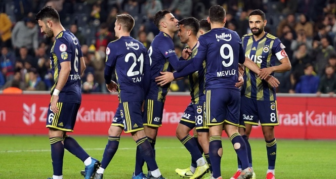 Fenerbahçe kupada yarı finalde