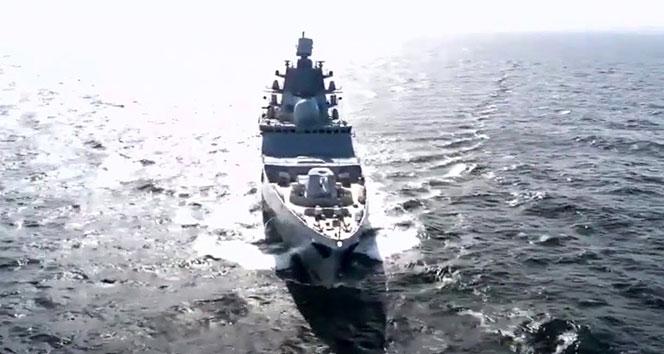 Rusya yeni hava savunma sistemini test etti