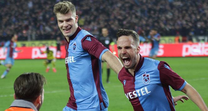 Trabzonspor, son 24 sezonun en gollü dönemini yaşıyor