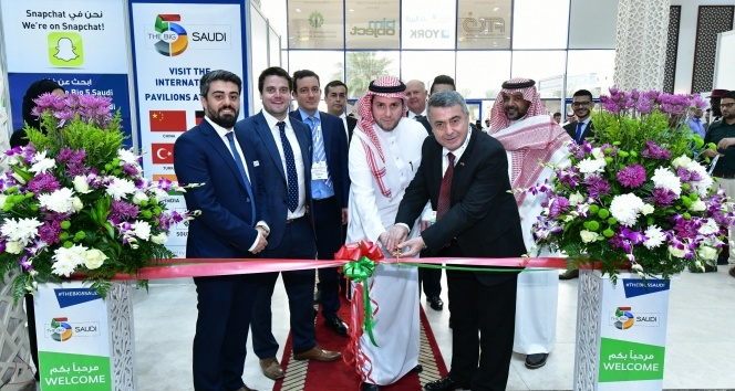 Türk firmaları Suudi Arabistan yolcusu
