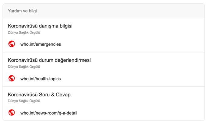 googledan koronavirus icin sos uyarisi 2