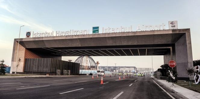 İstanbul Havalimanı otopark ikinci bir duyuruya kadar ücretsiz oldu