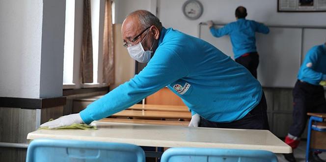 Korona virüsten korunmanın yolu, hijyen ve ambalajlı gıda