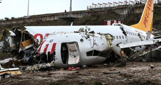 Sabiha'daki uçak kazasına ilişkin ön raporun detayları ortaya çıktı