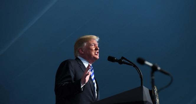 Trump halkı korona virüs konusunda uyardı