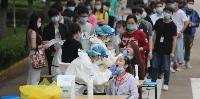 11 milyon Wuhanlı 10 gün içinde test edilecek