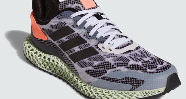 3D baskı makinesinde ışık ve oksijen ile yapılan ilk ayakkabı
