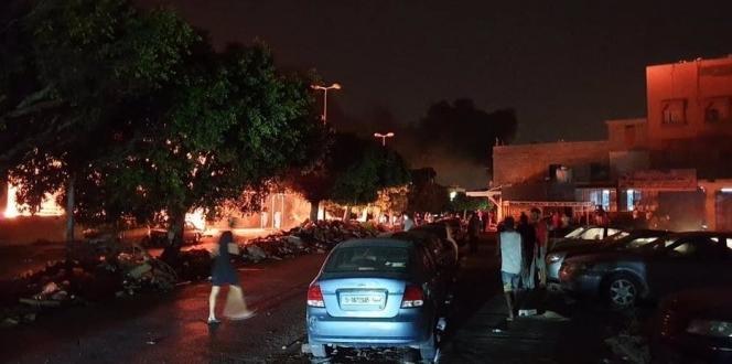 Hafter güçlerinden sahur vaktinde sivil yerleşim bölgelerine saldırı: 14 yaralı