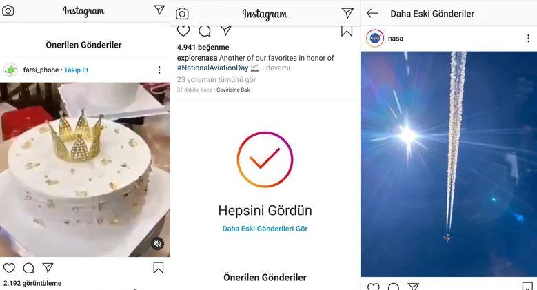 instagram kullanicilari uygulamada tutacak yeni ozelligi yayinladi 0