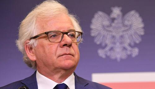 Polonya Dışişleri Bakanı Czaputowicz istifa etti