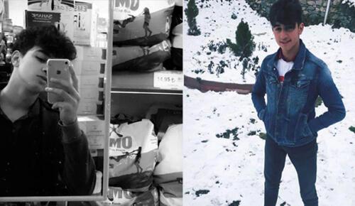 17 yaşındaki genç kanyonda boğularak hayatını kaybetti