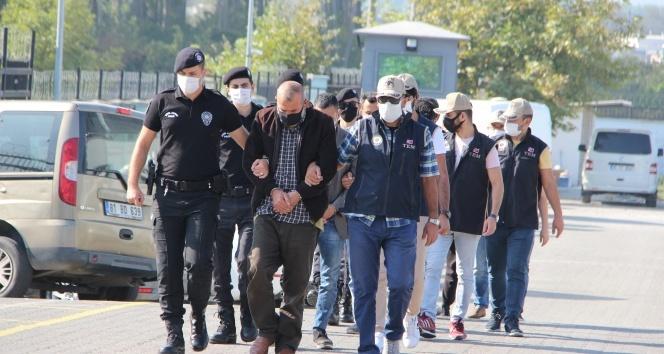 DEAŞ üyeleri tutuklandı