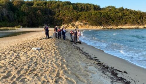 Tekirdağ'da dalgalara kapılan erkek cesedi bulundu