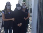 Kırmızı bültenle aranan DEAŞ'lı kadın yakalandı
