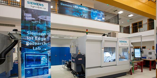 Siemens Türkiye IOT EDGE Araştırma Laboratuvarı kurdu