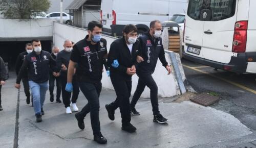Uluslararası suç örgütü lideri İstanbul'da yakalandı