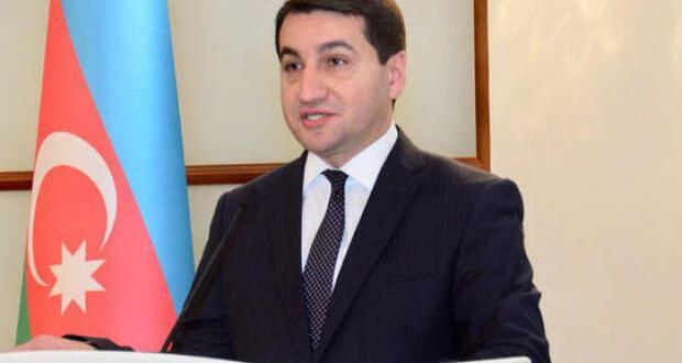 Aliyev'in yardımcısı Haciyev'in Twitter hesabı askıya alındı