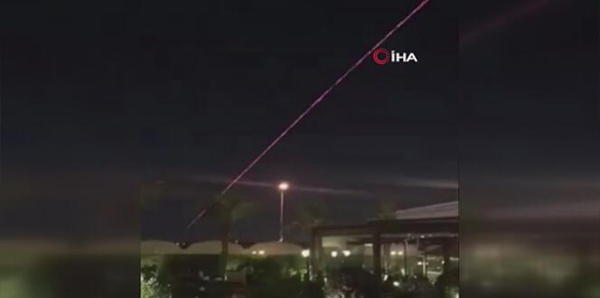 Bağdat'taki Yeşil Bölge'ye roketli saldırı : 1 ölü, 5 yaralı