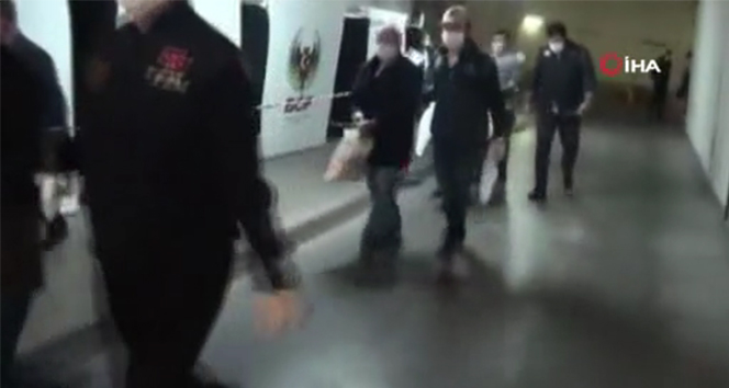 İstanbul'da DHKP/C'ye operasyon: 5 şüpheli yakalandı