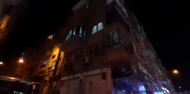 İzmir'deki 'küfür' cinayetinin zanlısı tutuklandı