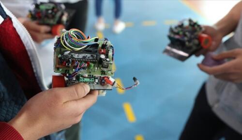 10-11 Şubat tarihlerinde robot yarışları düzenlenecek
