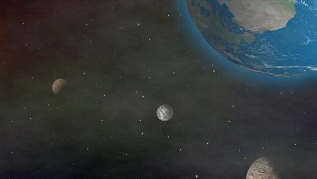 7 gezegenin ortalama öz kütlesi birbirine benziyor