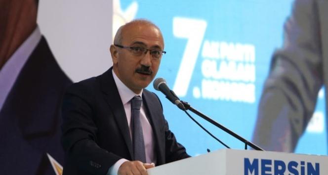 Bakan Elvan: 'Çukurova Havaalanı 2022 yılı Mart ayında açılacak'