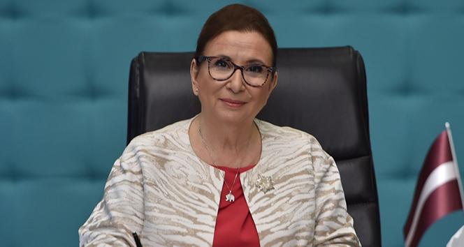 Bakan Pekcan: 'Kadın kooperatiflerimize 150 bin liraya kadar verilen hibe desteği 2021 yılında da devam edecek'
