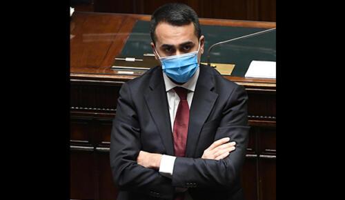 İtalya Dışişleri Bakanı Di Maio: 'Çoğunluk bulamazsak sandığa sürükleniriz'