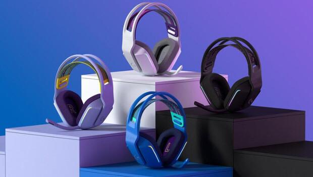Logitech G733 kablosuz oyuncu kulaklığı satışa çıktı