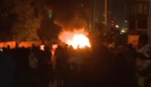 Lübnan'da protestocular ile güvenlik güçleri arasında çatışma: 45 yaralı