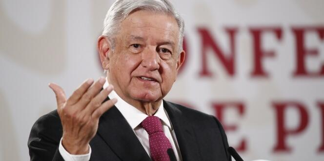 Meksika Devlet Başkanı Obrador korona virüse yakalandı
