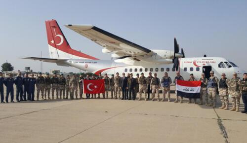 MSB duyurdu! 'Askeri Danışmanlarımız Bağdat'a gitti'