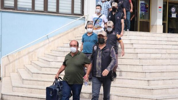 Denizli'de FETÖ'den aranan 10 kişi yakalandı