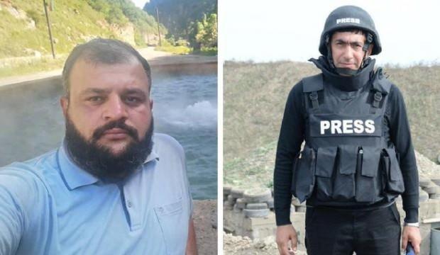Ermenistan'ın döşediği mayın patladı! Gazeteciler vefat etti