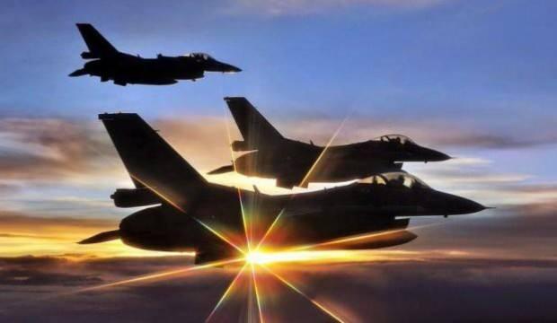 MSB duyurdu: Hava Kuvvetlerimiz etkisiz hale getirdi!